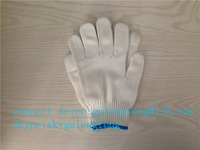 nylon industry gloves nylon working gloves