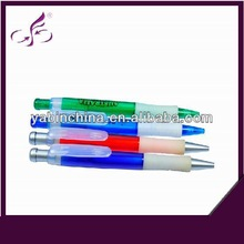 good quality click rubber grip shenzheng roller pen