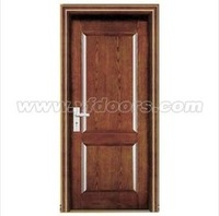 2013 latest design wooden interior room door be well received
