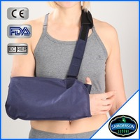 neoprene orthopedic breathable children broken strap foam immobilizing support arm sling