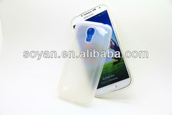 Clear Crystal TPU Blank Soft Covers for mobiles for IPH, with different colors