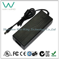 Single Output Table Top Power Supply 12V 10A 120W with UL CE GS FCC ROHS SAA C-TICK KC Certificates
