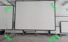 curved projection screens projection screen