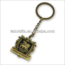metal engrave name keychains