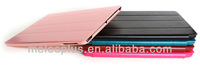 china manufacturer promotional products for ipad air pu case