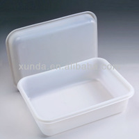 Newest brand high quality plastic container food packaging for pickle