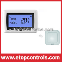 LCD display temperature controller