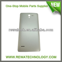 New Back Battery Door Cover White for Huawei Ascend G700 Spare Parts