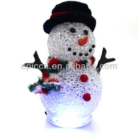 2013 Best Quality Cute Christmas gift Snowman Portable Wireless Bluetooth TF card stereo Mini Speaker