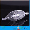 Beautiful Indoor LED Candle light bulb 3W E14