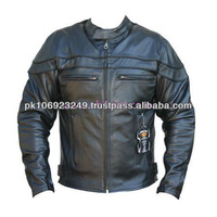 mens leather motorcycle jacket/leather motorcycle jackets pakistan/motorcycle jacket leather