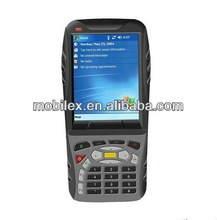 Win mobile/Android OS Handheld Terminal PDA,barcode scanner,1D/2D barcode scanner WIFI GSM/GPRS GPS bluetooth(MX8800)