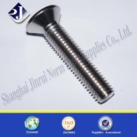 DIN912 hex socket truss head screw