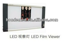 double connection LED film viewer