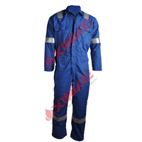 Royal Blue aramid 111a coverall