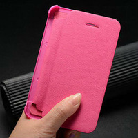 bling case for iphone 5, flip case for iphone 5s leather folder phone wholesale