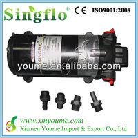 Singflo DC fog machine electric pump
