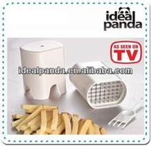 2013 hot sale potato ribbon fry cutter/french fries cutter/vegetable slicer/As seen on tv