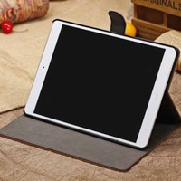 Leather Flip Folding Case Magnetic Smart Cover Stand for iPad Air 5 5th