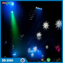 2014 New Year Hot-Selling Decor Inflatable LED Falling Star Lights