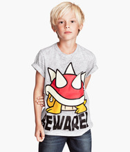2014 Children Garment Clothing Factory Boys Summer Tshirt