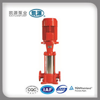 2013 new version of in-line Split Casing Water jockey electric fire Pumps XBD-GDL series