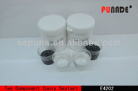 High quality two components epoxy adhesive glue for metal/glass/wood