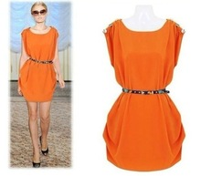 New fashion women clothing sleeveless chiffion summer new dress China supplier