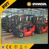 China new YTO brand 1.5 tons compact electric forklift CPD15