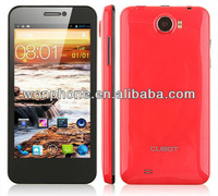 Cubot GT99 mobile phone China mobile phone with 4.5 inch HD IPS quad core mtk6589 1GB Ram 13MP+5MP