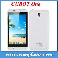 New Arrival Cubot ONE cheap mtk6589 cell phone 4.7 Inch HD IPS Screen 1GB RAM 8GB ROM 12.0MP Camera 3G GPS Bluetooth