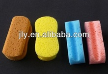 Colorful Car Washing Sponge Scratch Free Surface