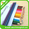 Paper box for packing 24 colors pencil