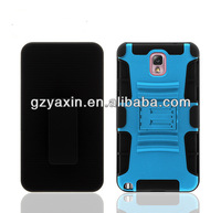3 layer shockproof case for samsung galaxy note 2,Heavy Duty Cellphone Protector Case for Samsung Galaxy Note 2 N7100