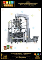 Automatic bag filling Equipment for Food Products