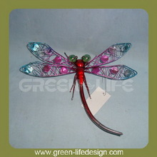 Dragonfly animal metal garden art