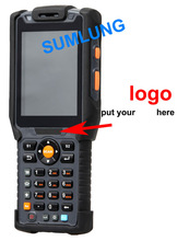 IP64 Rugged Industrial Handheld Barcode Collection Terminal V5000 WinCE + 1D Symbol Scanner Bluetooth WiFi + SDK Mobile Computer