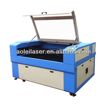 2012 cheap hobby small laser cutting machine with OEM available