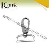 Nickel sale hotting bag snap hook buckle