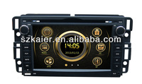 dvd player for car NEW GMC with Bluetooth/IPOD/3G/TV