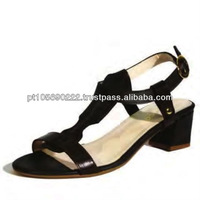 Shoes in leather Oxido 9629