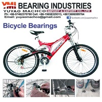 Made In China Motorcycle & bicycle bearing 6200