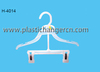 plastic baby clothes hanger