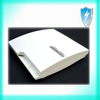 White Full Housing Shell Case For PS3 Slim