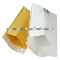 customized bubble envelope&kraft bubble envelope&bubble mailer envelope