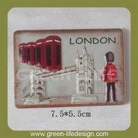 tourism fridge magnets for London city