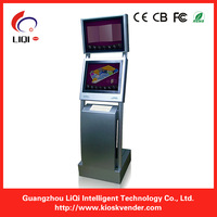 Healthcare Interactive Kiosks Hotel Payment Kiosk for report printing