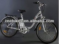 26'' lady city electric cross bike