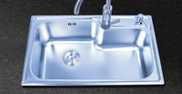 Big single bowls vessel sink HQ-361