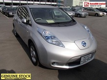 Stock#34593 NISSAN LEAF X ELECTRIC USED CAR FOR SALE [RHD][JAPAN]